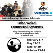 2019 Education Seminar Schedule