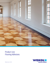 Product Line Flooring Adhesives